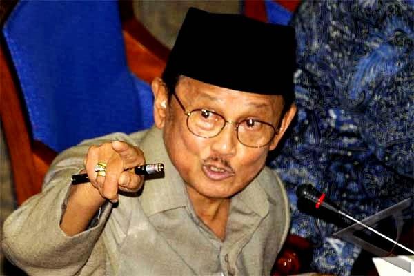 Mustika Bacharuddin Jusuf Habibie