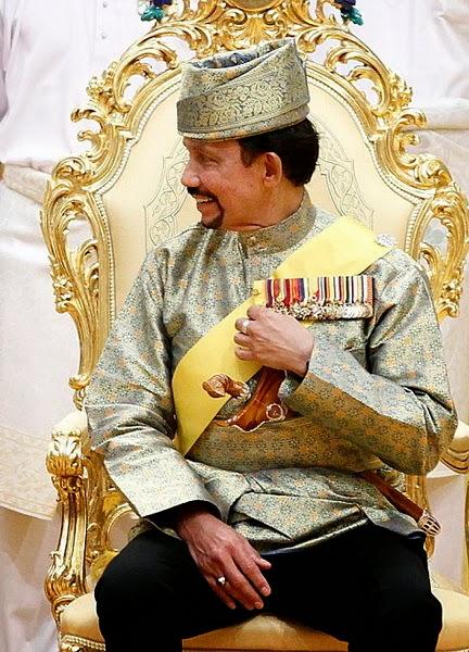 Mustika Raja Brunei Sultan Haji Hassanal Bolkiah
