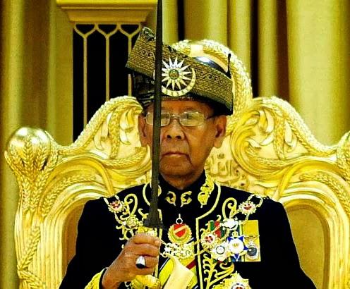 Mustika Raja Malaysia Abdul Halim Muadzam Shah