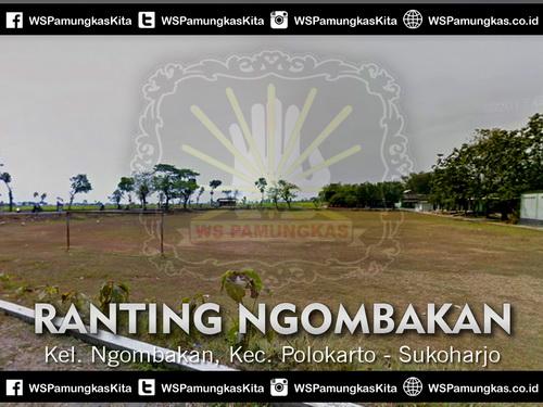 Ranting Lapangan Geneng – Ngombakan – Polokarto Sukoharjo – WS Pamungkas Divisi IX