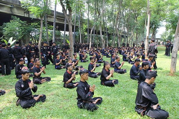 Tradisi Kenaikan Tingkat Tahta Mataram Jakarta Raya