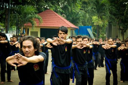 Tahta Mataram Ranting Kebayoran Lama – Jakarta Selatan