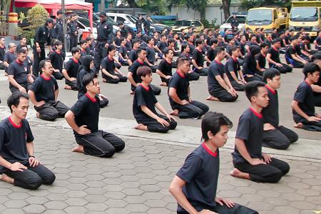 Tahta Mataram Ranting Kebayoran Baru – Jakarta Selatan