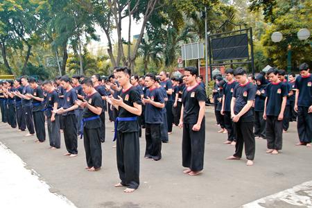 Tahta Mataram Ranting Cengkareng – Jakarta Barat