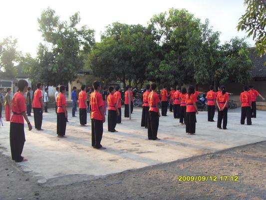 HAKESA Perguruan Tenaga Dalam Terbaik di Bolaang Mongodow Timur