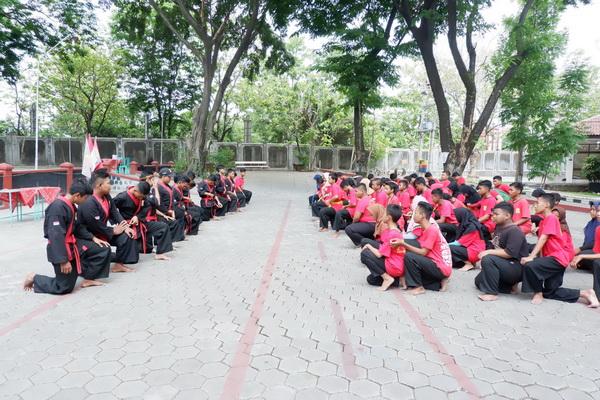 HAKESA Perguruan Tenaga Dalam Terbaik di Bolaang Mongodow Utara