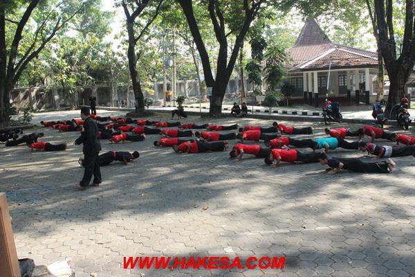 HAKESA Perguruan Tenaga Dalam Terbaik di Sangihe