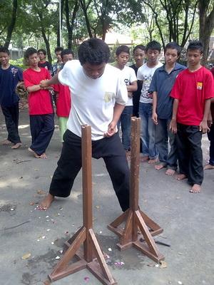 HAKESA Perguruan Tenaga Dalam Terbaik di Maluku Tenggara