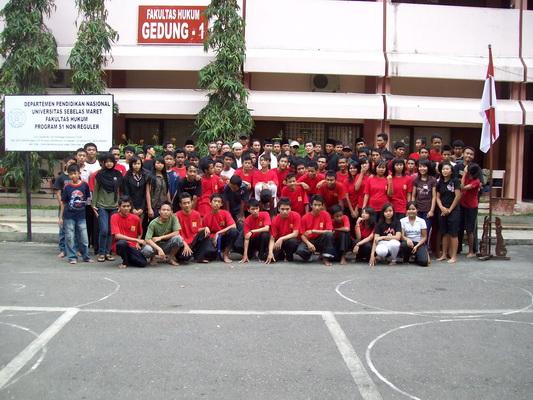 Menerima Saudara Baru Perguruan Tenaga Dalam HAKESA Malang