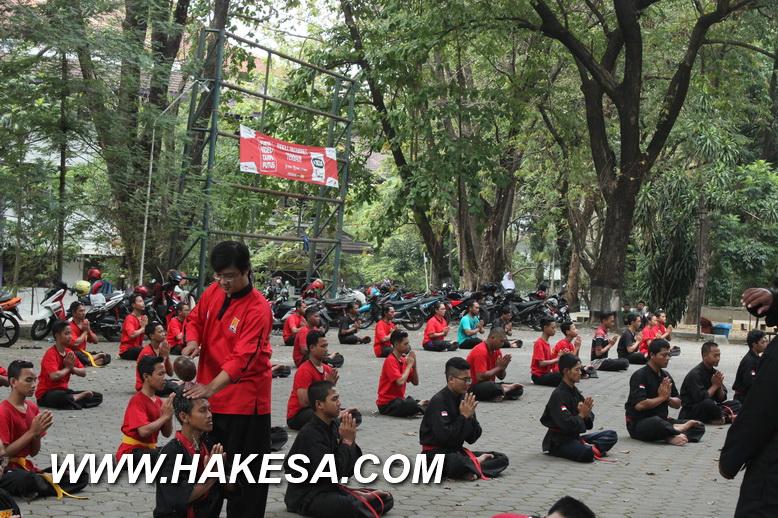 Menerima Saudara Baru Perguruan Tenaga Dalam HAKESA Jayawijaya