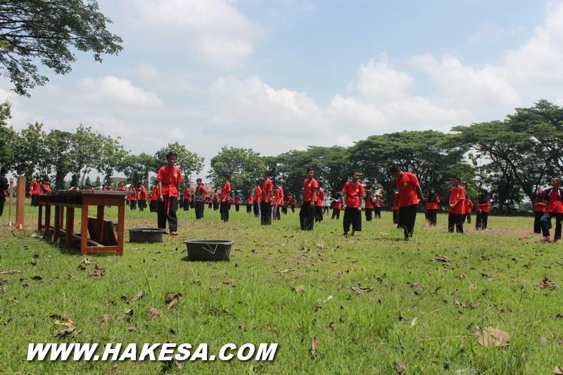 Menerima Saudara Baru Perguruan Tenaga Dalam HAKESA Aceh Tamiang