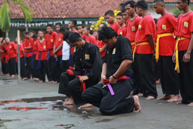 Latihan Olah Raga Pernafasan Hakesa Di Banda Aceh