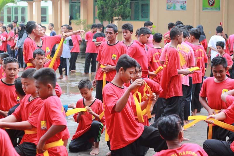 Latihan Olah Raga Pernafasan Hakesa Di Tangerang