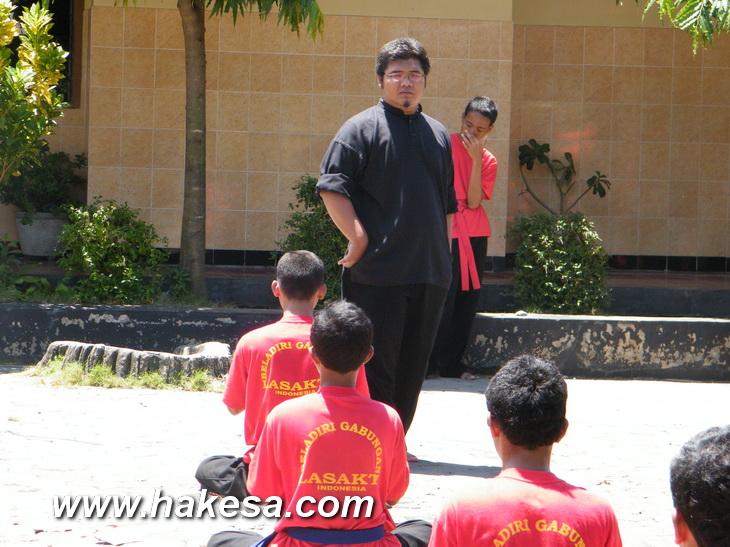 Latihan Olah Raga Pernafasan Hakesa Di Padang